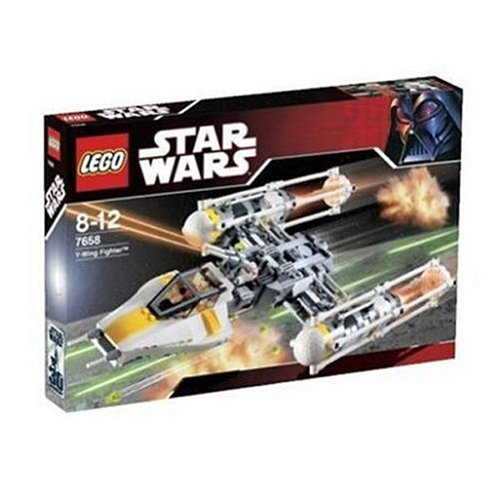 Lego Star Wars 7658 - Y-wing (Wing Star Fighter Wars)