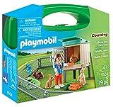 PLAYMOBIL–Aktenkoffer Kaninchen (9102)