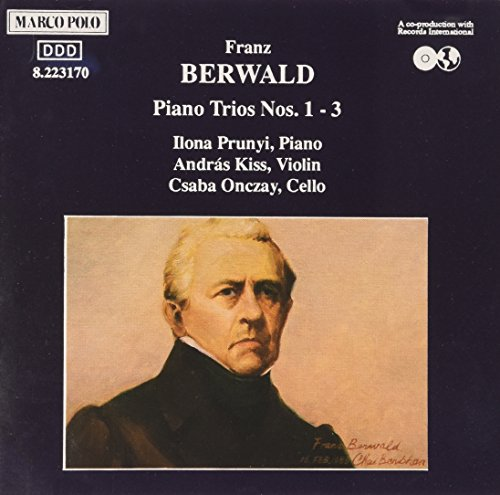 Preisvergleich Produktbild Klaviertrios 1-3 (1)