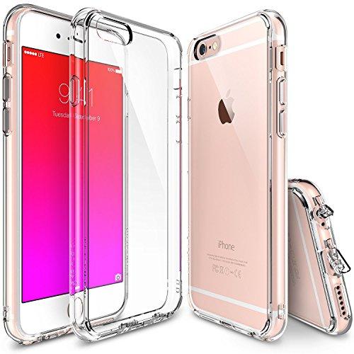 Rearth Ringke Fusion Premium Bumper Case for Apple iPhone 6 Plus (Transparent)
