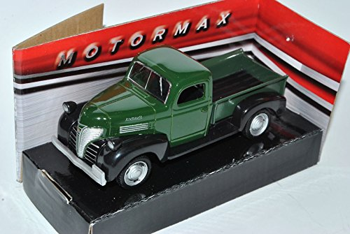 plymouth-1941-truck-pick-up-pritsche-grun-oldtimer-1-43-motormax-modell-auto