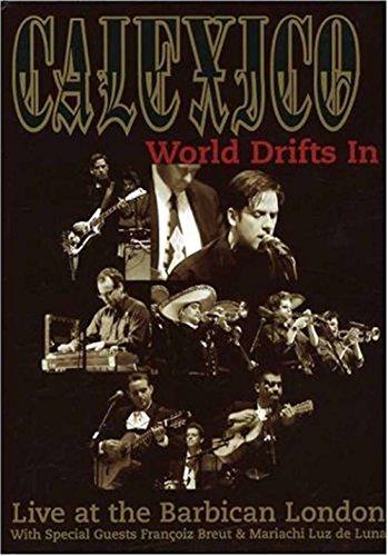 DVD-World Drifts In Live At BarbicanUK