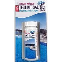 PQS Test salinidad,20 tiras