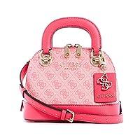جيس حقيبة بتصميم الاحزمة للنساء , زهري - SG773705