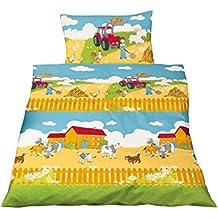 parure lit tracteur. Black Bedroom Furniture Sets. Home Design Ideas