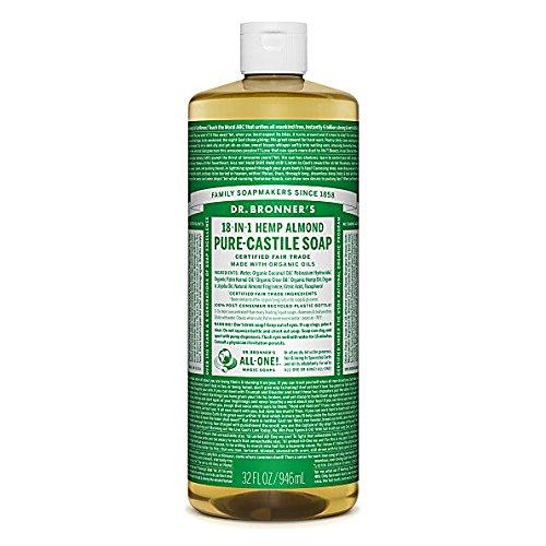 Dr Bronners Castille soap
