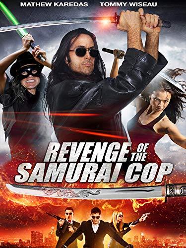 Revenge Of The Samurai Cop [OV]