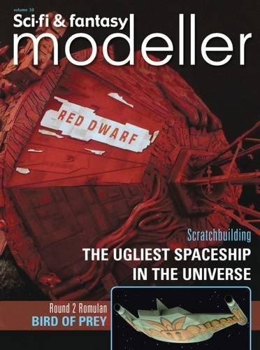 Sci.Fi & Fantasy Modeller: Volume 38 by Mike Reccia (2015-07-10)