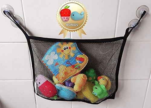 Doccia Organizer per giocattoli, giocattoli per il bagno + doccia