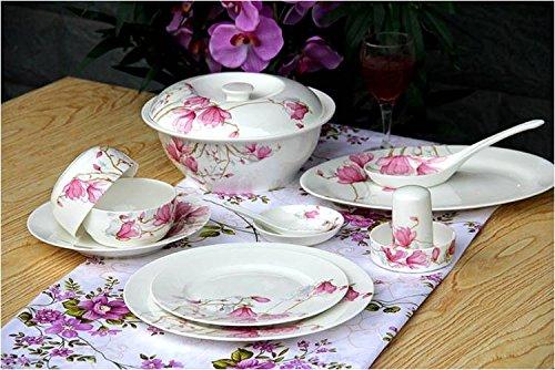 Jasmin (hochwertiges Porzellan-Geschirr)