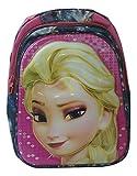 Pink Frozen School Bag