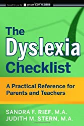 The Dyslexia Checklist: A Practical Reference for Parents and Teachers (J–B Ed: Checklist)