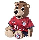 FC Bayern München Bernie 35 cm Trikot Saison 2018/19 Plus gratis Aufkleber Forever München