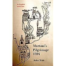 Martoni's Pilgrimage: English and Latin