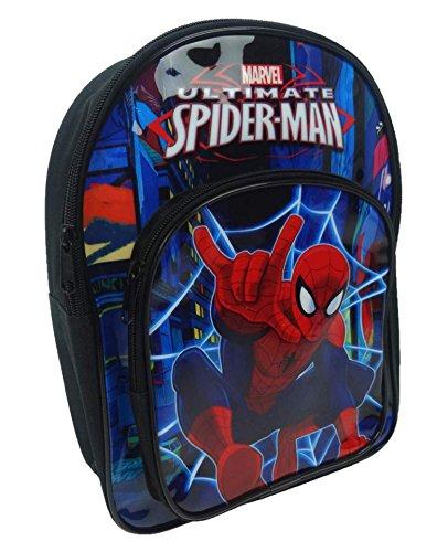 marvel-ultimate-spiderman-backpack-with-front-pocket-school-bag-rucksack