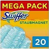 Swiffer Staubmagnet Tücher, Nachfüllpack, 3er Pack ( 3 x 20 Tücher)