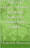 Aviat els arbres estarien mostrant signes de renaixement també (Catalan Edition)