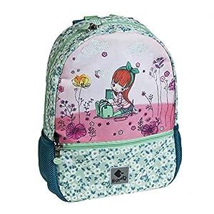 Busquets – Mochila Infantil Lol Busquets Verde