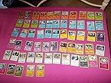 Pokémon : Lot de 50 Cartes communes francaises sans doubles + 3 Cartes Brillantes Cadeau !