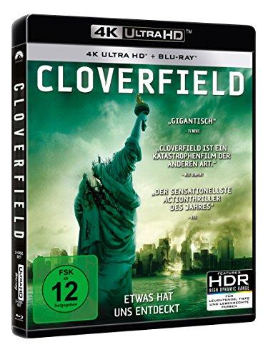 Cloverfield – Ultra HD Blu-ray [4k + Blu-ray Disc] - 2