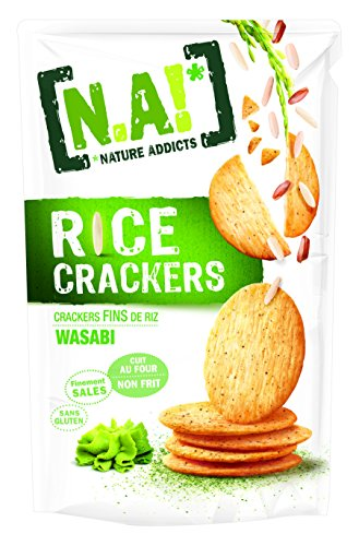 NA! Rice Crackers Wasabi 70 g