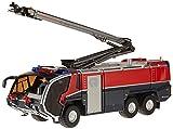 Wiking 7610 - Feuerwehr - Rosenbauer FLF Panther 6x6 mit Löscharm