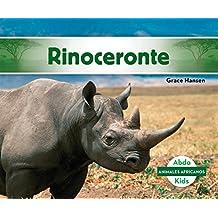 Rinoceronte (Rhinoceros) (Animales Africanos/ African Animals)