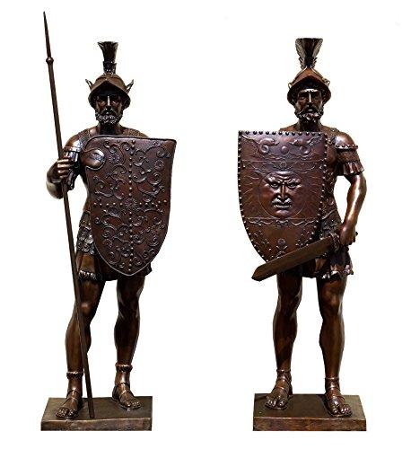 XXL de misterio. – /Guerrero Romano mantophasmatodea/Römer Esculturas – Bertel thorva ldsen – Esculturas comprar – Jardín Esculturas de bronce