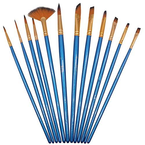 POIMUIT Anzug Pinsel Gel Stift Art Stift Pinsel verschiedene Modelle Studenten Pinsel Pinsel Office School Pen - Nylon-gel-pinsel