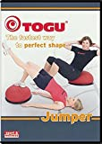 Gymnastikball - TOGU® - DVD Perfect Shape- Jumper Übungs DVD Krafttraining Cardio Bauch Beine Po