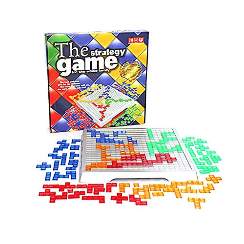 El Juego De Estrategia Blokus Top Board Game Juguetes