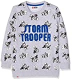 Lego Wear Jungen Sweatshirt Lego Boy Star Wars CM-73150 Grau (Grey Melange 921) 152