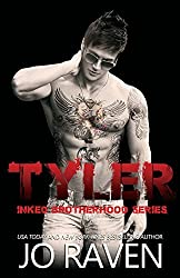 Tyler: Volume 2 (Inked Brotherhood) by Jo Raven (2015-01-10)