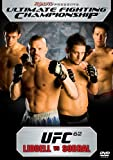 UFC Ultimate Fighting Championship 62 - Liddell Vs Sobral [DVD]