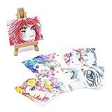 Manga Bilder Mystery Booster | Manga Kunstkarten zum Sammeln