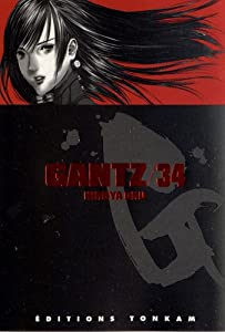 Gantz Edition simple Tome 34