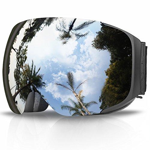 EDriveTech-Gafas de Esquí