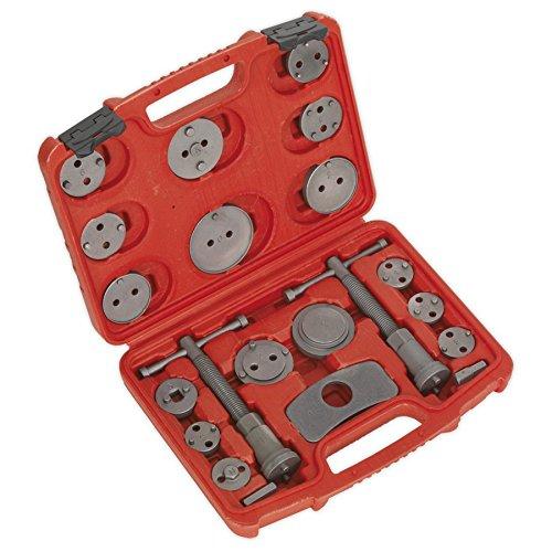 Sealey VS0282 Bremskolbenrücksteller-Set, 18-teilig