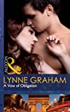 A Vow of Obligation (Mills & Boon Modern) (Marriage by Command - Book 3)
