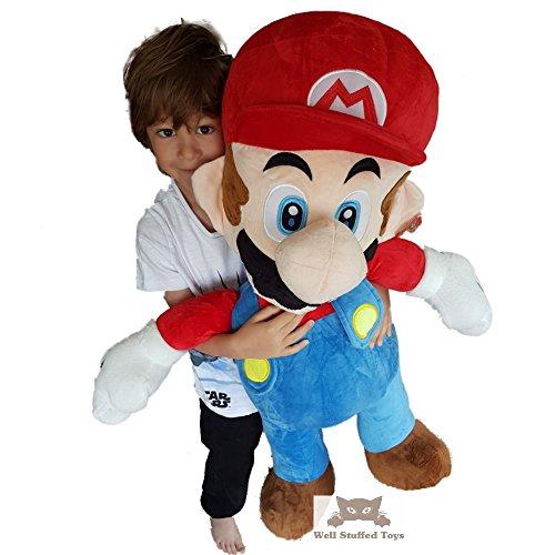 "Mario - Huge Giant Extra Large - 84cm 33"""