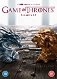 Game of Thrones - Season 1-7 DVD [UK-Import]