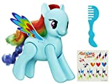 My little Pony Flip und Wirbel Rainbow Dash Figur