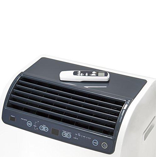 TROTEC Lokales mobiles Split Klimagerät Klimaanlage PAC 4600 mit 4,3 kW / 14.500 Btu (Inkl. Swing-Funktion, Programmierbarer 24-Stunden-Timer, Fernbedienung, 3 Ventilationsstufen, Automatikfunktion, Herausnehmbarer Luftfilter) - 5