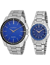 Laurels Analogue Blue Dial Men'S And Women'S Watch Lo-Agst-0307C