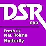 Butterfly (feat. Robina) [Elektro Organik Mix]