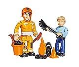Feuerwehrmann Sam - Spiel Figuren Set II - Penny & Elvis Vergleich
