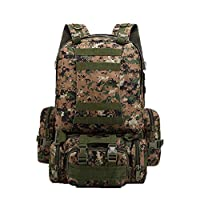 Camouflage Backpack Large Capacity Men