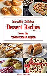 Incredibly Delicious Dessert Recipes from the Mediterranean Region (Dessert recipes, Dessert cookbook, Dessert for two) (English Edition)