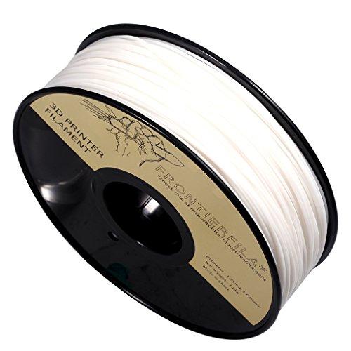 Nylon blanc 1kg 1.75mm filament pour imprimante 3d–frontierfila