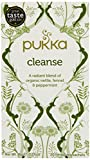 Pukka Herbs Organic Cleanse Tea - Pack of 20 Sachets